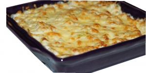 gratin de crozets au fromage